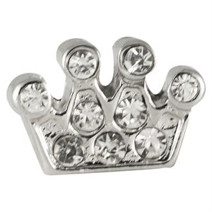 Picture of Crystal Crown Charm